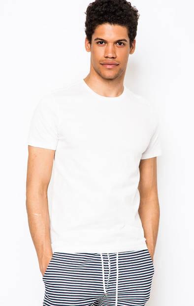 Комплект из двух футболок из хлопка